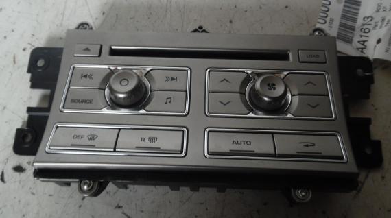 Radio control panel JAGUAR XF Electric