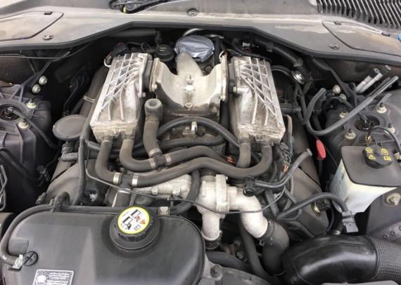 Bloque del motor 416 CV JAGUAR XK 150 Motores