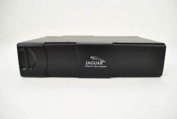 CD wisselaar  JAGUAR X-TYPE Elektrisch