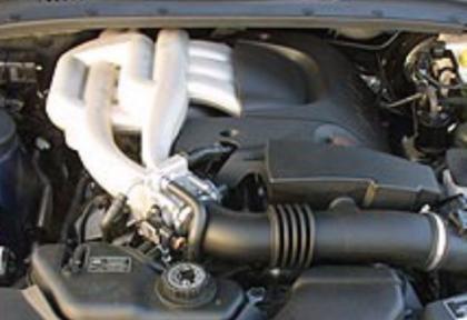 Motorblok zonder aanbouwdelen JAGUAR S-TYPE Motoren
