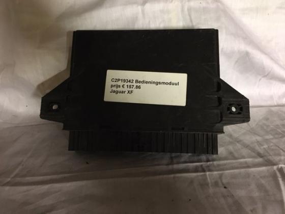 Keyless Module C2P19342 JAGUAR XK 150 Elektrisch
