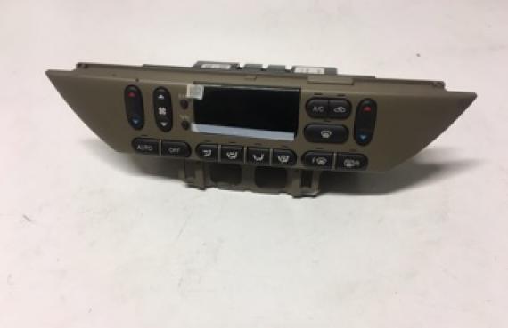 Bedieningspaneel airco JAGUAR S-TYPE Verwarming