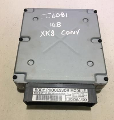 Body processor LJE2500AC JAGUAR XK8 - XKR Electric