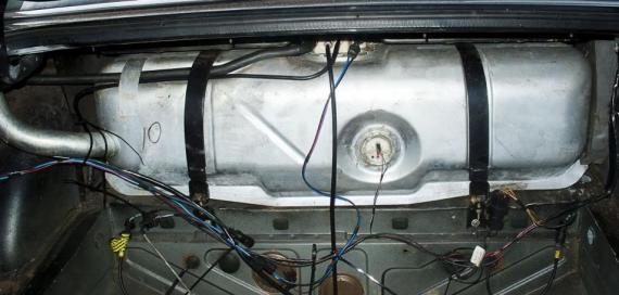 Benzine tank zonder pomp JAGUAR XJ / XJ40 / XJS Motoren