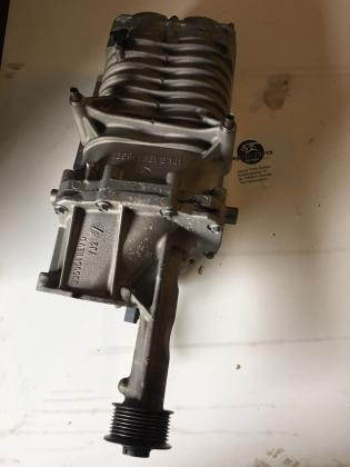 Supercharger C2Z20835 JAGUAR XJ 351 Motoren