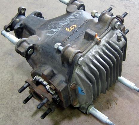 Differential JAGUAR XJ / XJ40 / XJS Getriebe