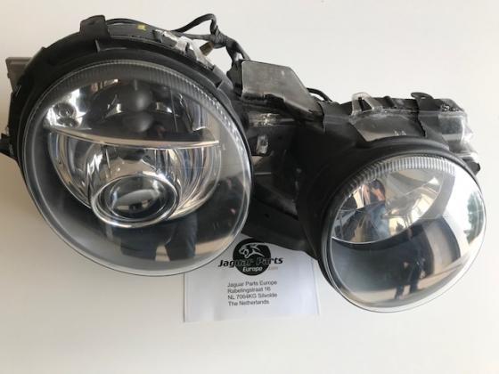 Xenon koplamp rechts  gereviseerd XR858639 JAGUAR S-TYPE Verlichting