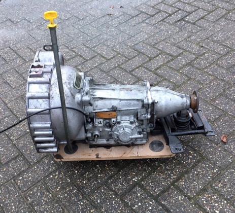 Automaatbak + koppelomvormer BW66 JAGUAR XJ Serie 1-2-3 MK - E Type Transmissie