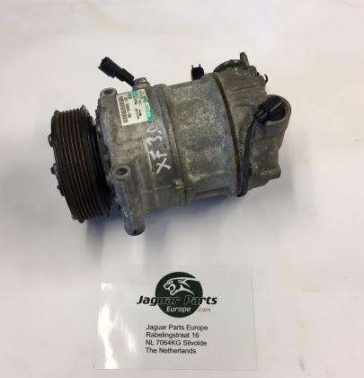 Airco pomp C2D38611 JAGUAR XF Motoren