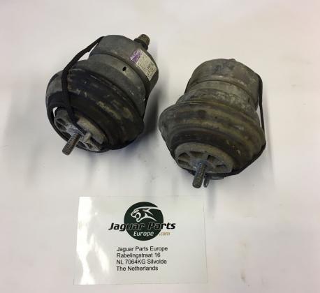 1 x Motorsteun C2Z10603 JAGUAR XF Motoren