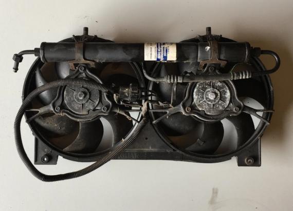 Ventilator Rack CCC7535 JAGUAR XJ / XJ40 / XJS Motoren