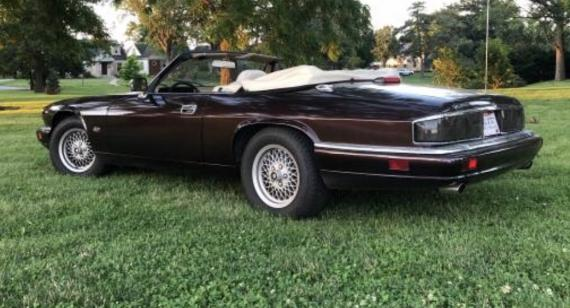 for sale XJS Cabrio 4.0 JAGUAR XJ / XJ40 / XJS Cars sales