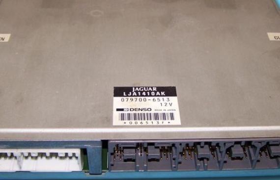 LJA1410AK / LJA1410AN Motor module JAGUAR XK8 - XKR Elektrisch
