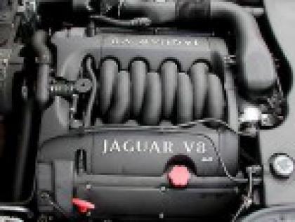 Motorblock Ohne Anbauteile Type 1 JAGUAR XK8 - XKR Motoren