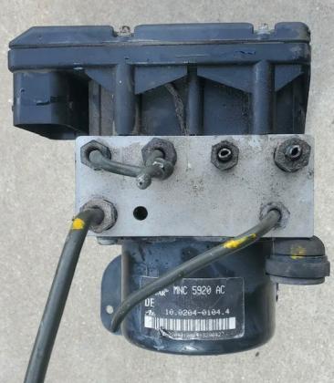 ABS Unit incl Module MNC5910 AC JAGUAR XJ300-XJ308 Remmen