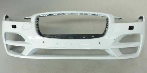 Voorbumper T4A5641LML Jaguar F Pace Carrosserie