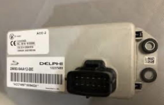 Adaptive Control Module Radar 2W93-9AA12-BE-C2C23960  JAGUAR XJ 350 Elektrisch