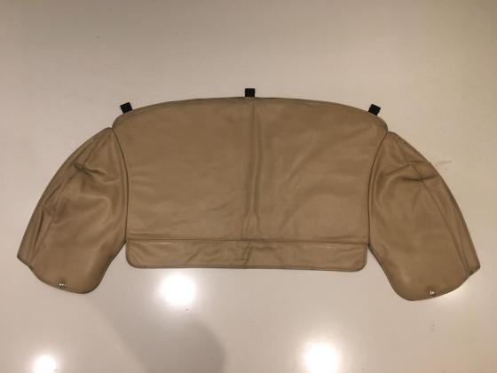Cabriolet hoes creme HJA7712CBNDR JAGUAR XK8 - XKR Carrosserie