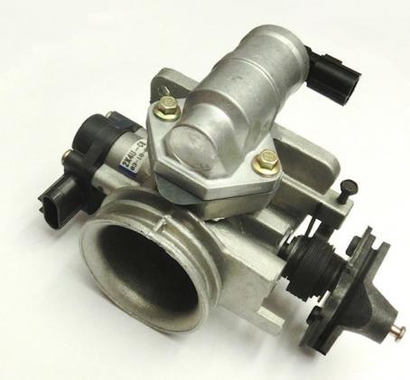 Gebruikt gasklephuis C2S47882-C2S19302-C2S22682 JAGUAR X-TYPE Motoren