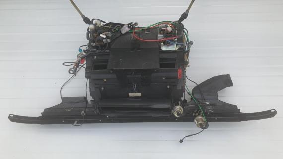 Kachelhuis Unit CBC7463 JAGUAR XJ / XJ40 / XJS Verwarming