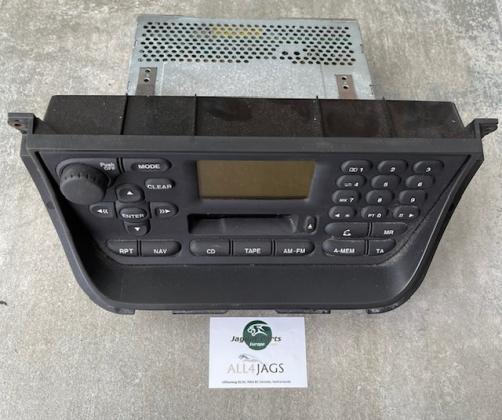 Radio Cassette player with Navigation LNF4100BA JAGUAR XJ300-XJ308 Electrico