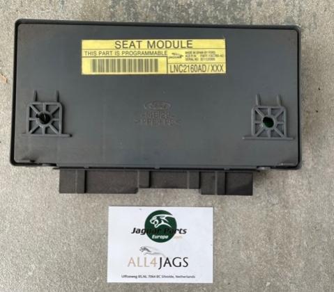 Seat Module LNC2160AD JAGUAR XJ300-XJ308 Electrico