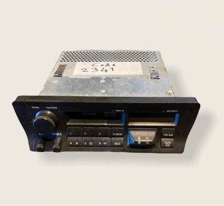 DBC11304 AJ9200R RADIO JAGUAR XJ / XJ40 / XJS Elektrisch