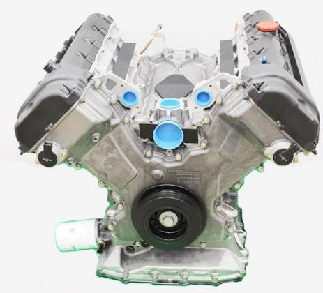 NCC1002GA REMANUFACTURED 0 KM JAGUAR XK8 - XKR Motores