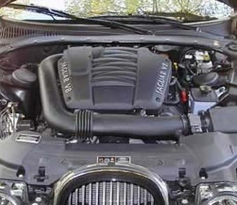 Motorblok JAGUAR S-TYPE Motoren