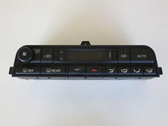 Clima bedieningspaneel JAGUAR XJ300-XJ308 Elektrisch