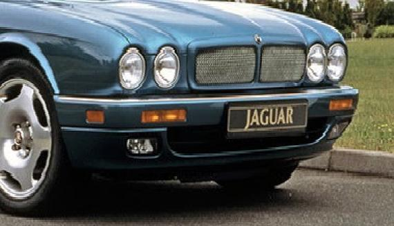 Voorbumper compleet JAGUAR XJ300-XJ308 Carrosserie