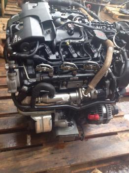Motor compleet incl turbo's JAGUAR XF Motoren