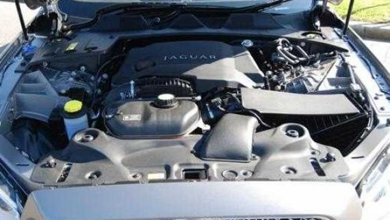 Motorblok JAGUAR XF Motoren