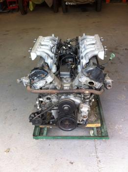 Motorblok JAGUAR XJ / XJ40 / XJS Motoren