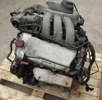 Motorblok JAGUAR X-TYPE Motoren