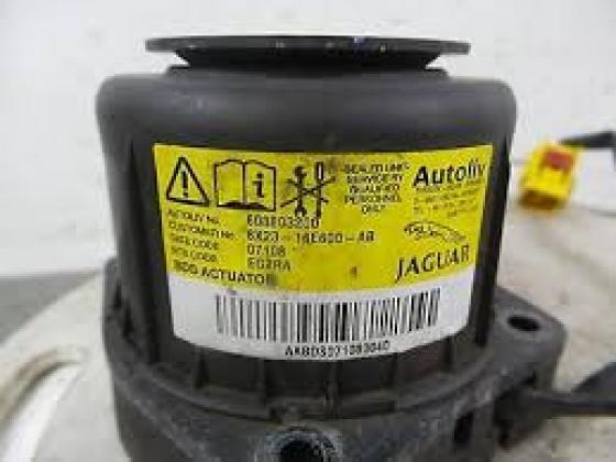 Motorkap airbag JAGUAR XF Elektrisch