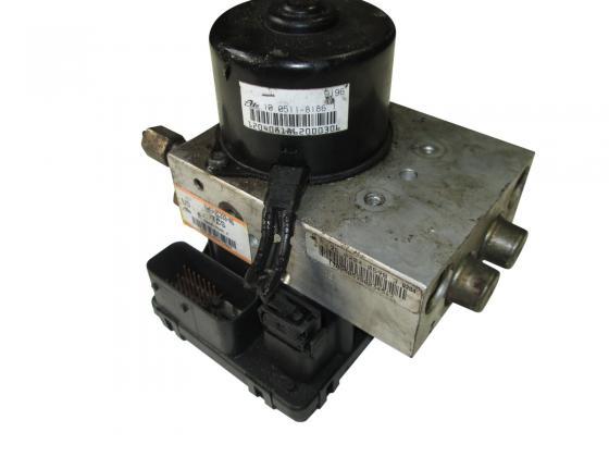 ABS pomp unit JAGUAR XF Motoren