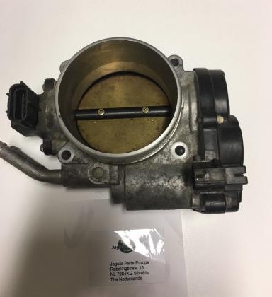 Gasklephuis JAGUAR XJ 350 Motoren