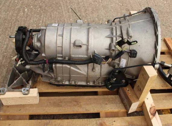 Getriebe inkl Wantler XR852285 JAGUAR S-TYPE Getriebe
