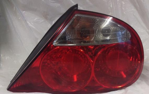 Achterlamp JAGUAR S-TYPE Verlichting