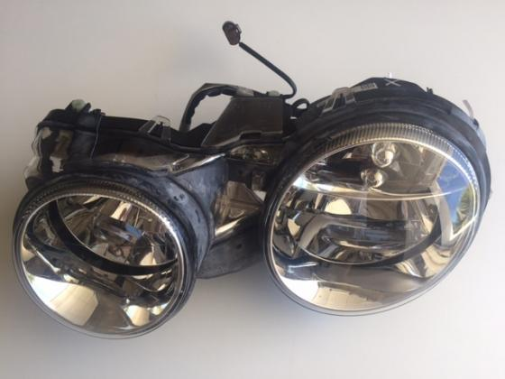 Koplamp Halogeen recon links of rechts JAGUAR S-TYPE Verlichting