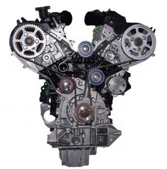 Motorblok zonder aanbouwdelen JAGUAR XF Motoren
