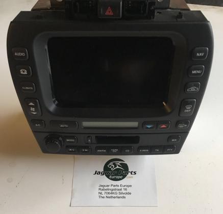 Navigatie scherm XR855621 JAGUAR S-TYPE Elektrisch