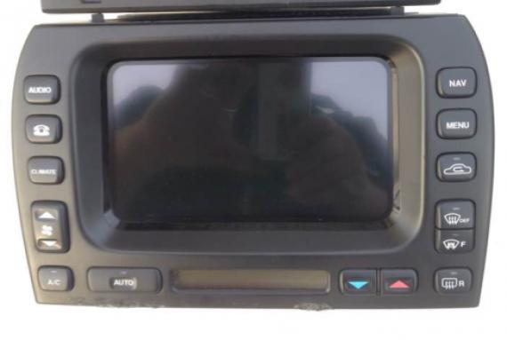 Navigatie scherm JAGUAR X-TYPE Elektrisch